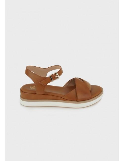 Γυναικείο παπούτσι flat EXE M47003132531 οικολογικό δέρμα ΤΑΜΠΑ